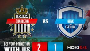 Prediksi Bola Charleroi Vs Genk 27 Februari 2021
