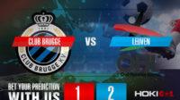 Prediksi Bola Club Brugge Vs Leuven 23 Februari 2021