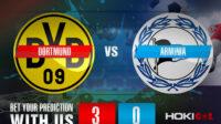 Prediksi Bola Dortmund Vs Arminia 27 Februari 2021
