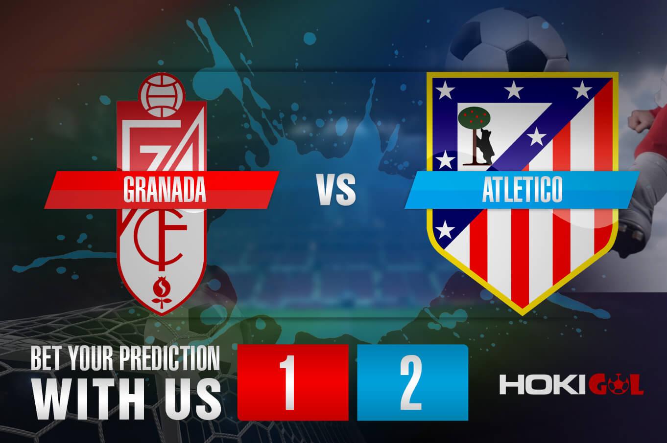 Prediksi Bola Granada Vs Atletico 13 Februari 2021