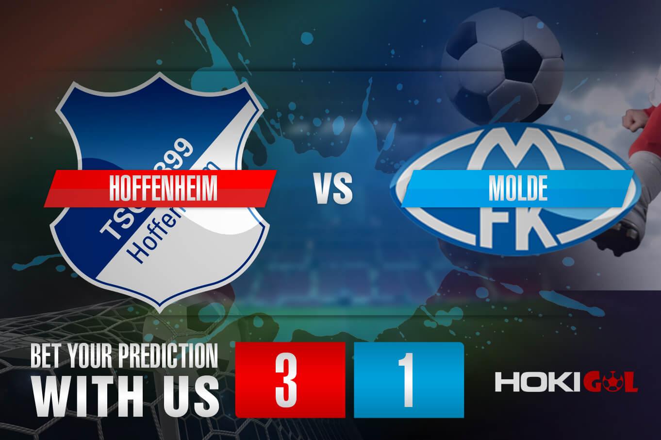 Prediksi Bola Hoffenheim Vs Molde 26 Februari 2021