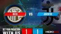 Prediksi Bola Inter Vs Juventus 3 Februari 2021