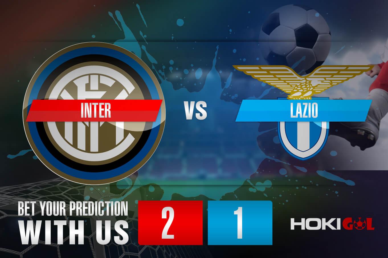 Prediksi Bola Inter Vs Lazio 15 Februari 2021