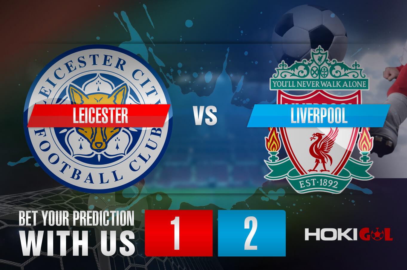 Prediksi Bola Leicester Vs Liverpool 12 Februari 2021