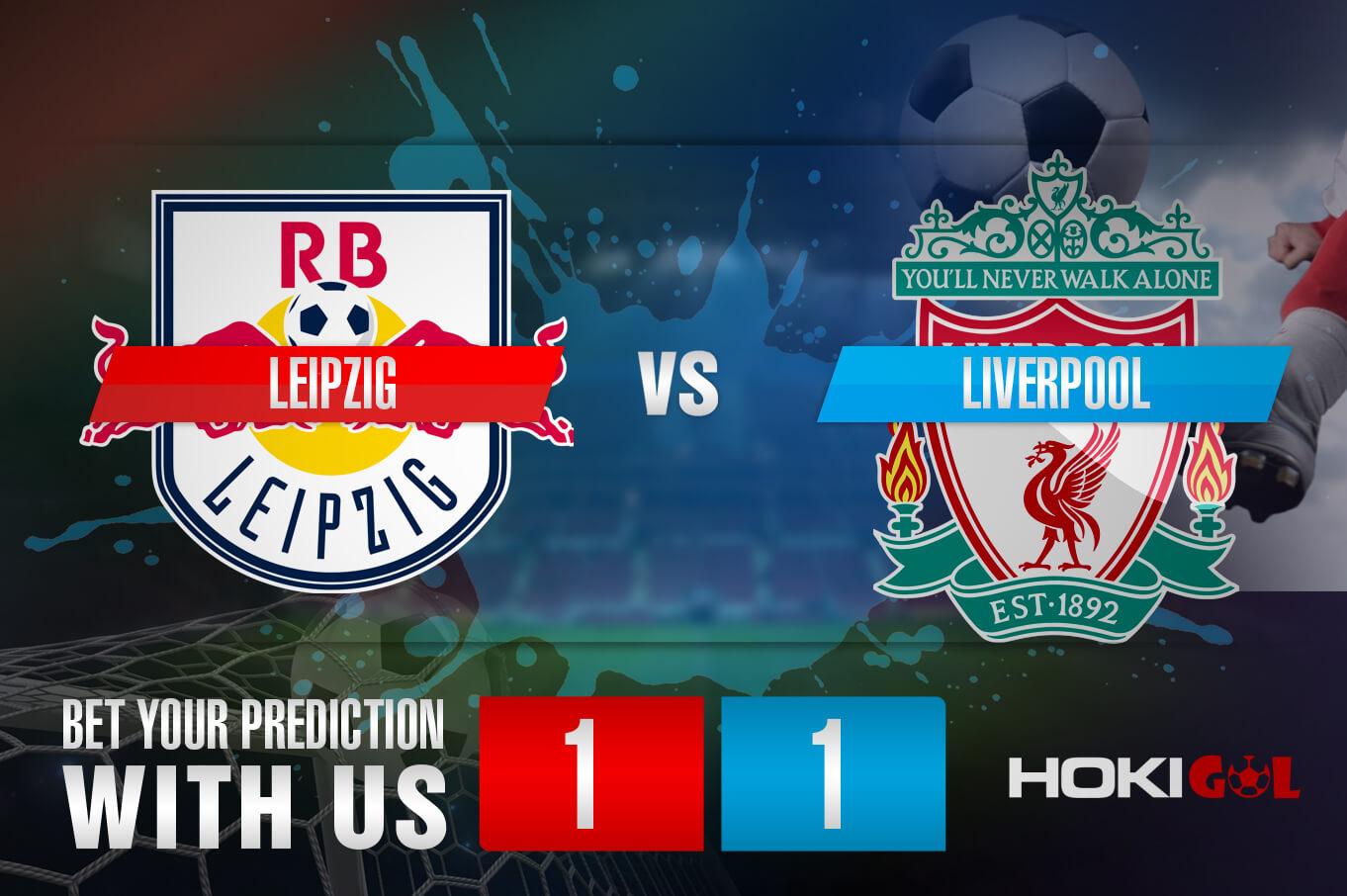 Prediksi Bola Leipzig Vs Liverpool 17 Februari 2021