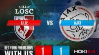 Prediksi Bola Lille Vs Ajax 19 Februari 2021