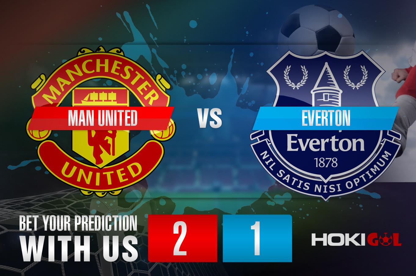 Prediksi Bola Man United Vs Everton 7 Februari 2021