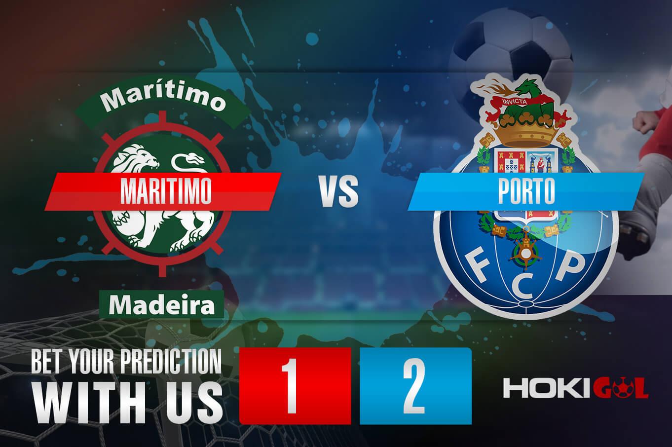 Prediksi Bola Maritimo Vs Porto 23 Februari 2021