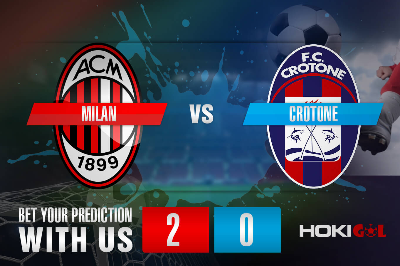 Prediksi Bola Milan Vs Crotone 7 Februari 2021