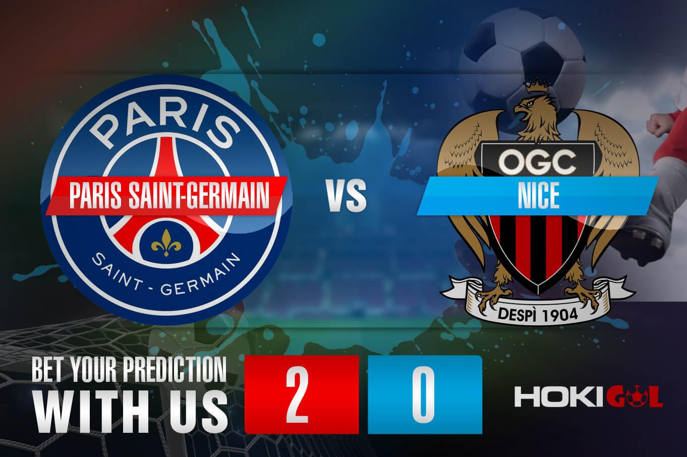Prediksi Bola Paris Saint-Germain Vs Nice 13 Februari 2021