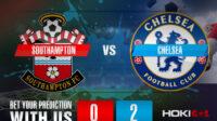 Prediksi Bola Southampton Vs Chelsea 20 Februari 2021