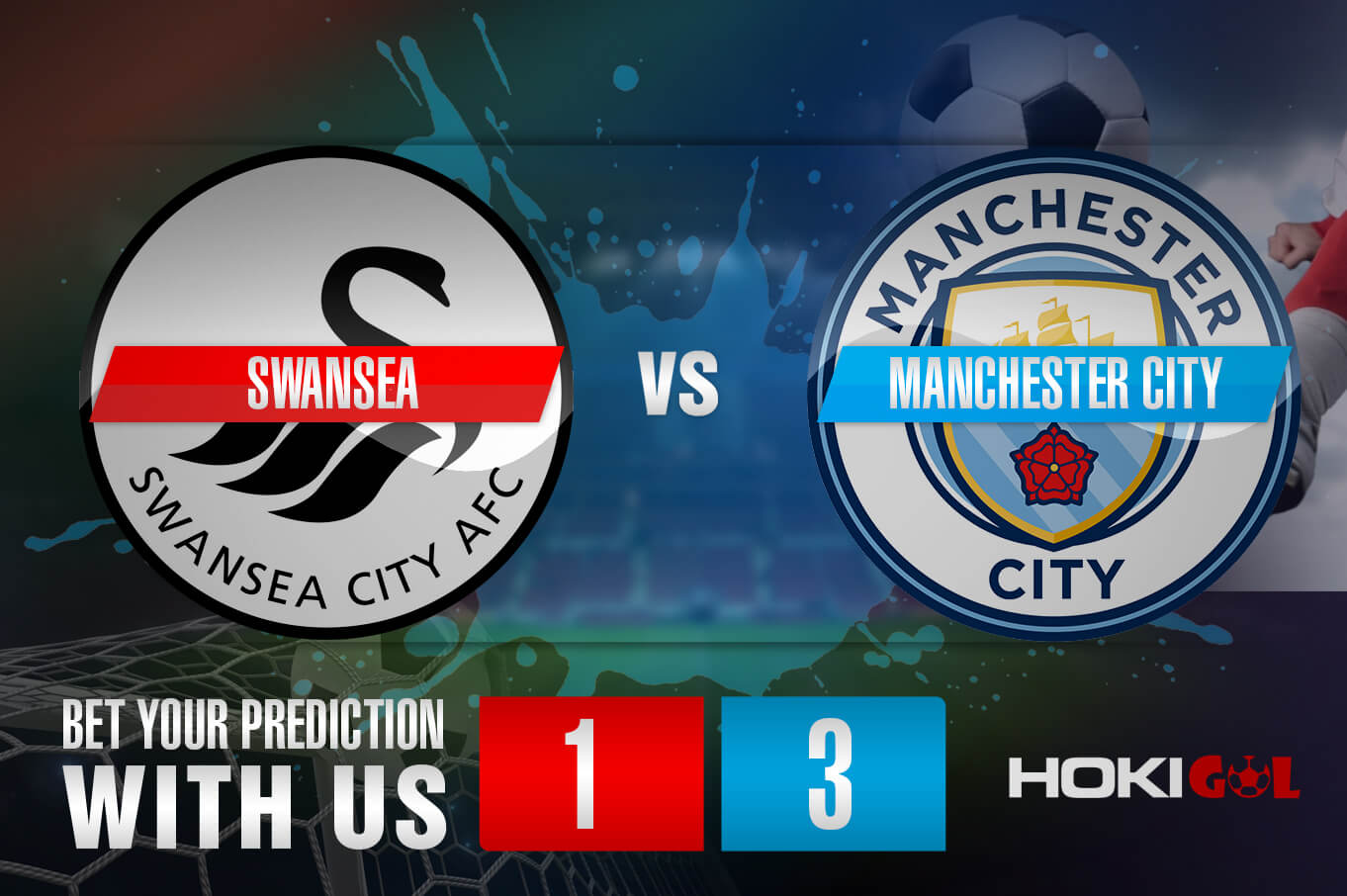 Prediksi Bola Swansea Vs Manchester City 11 Februari 2021