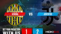 Prediksi Bola Verona Vs Juventus 28 Februari 2021