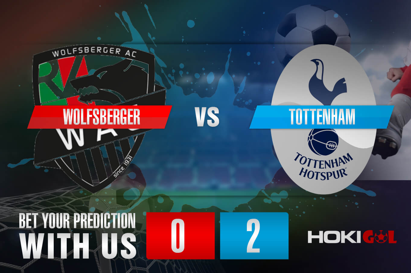 Prediksi Bola Wolfsberger Vs Tottenham 19 Februari 2021