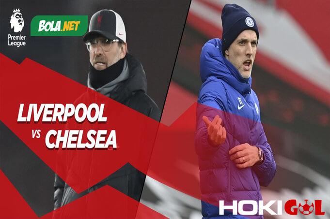 Jelang Liverpool Vs Chelsea Menang Poin Vs Dominasi Head to Head