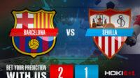 Prediksi Bola Barcelona Vs Sevilla 4 Maret 2021
