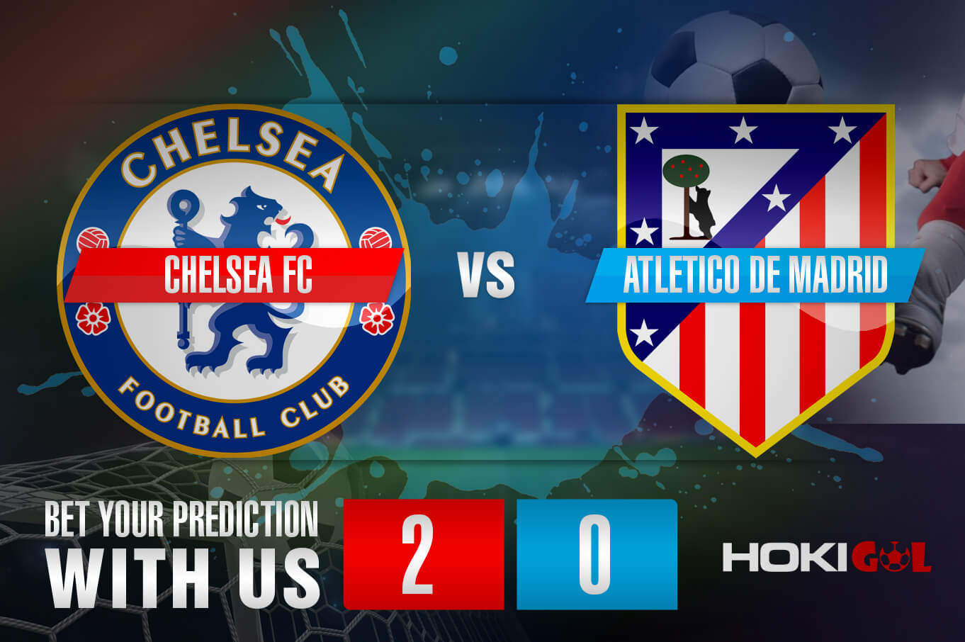 Prediksi Bola Chelsea FC Vs Atletico de Madrid 17 Maret 2021