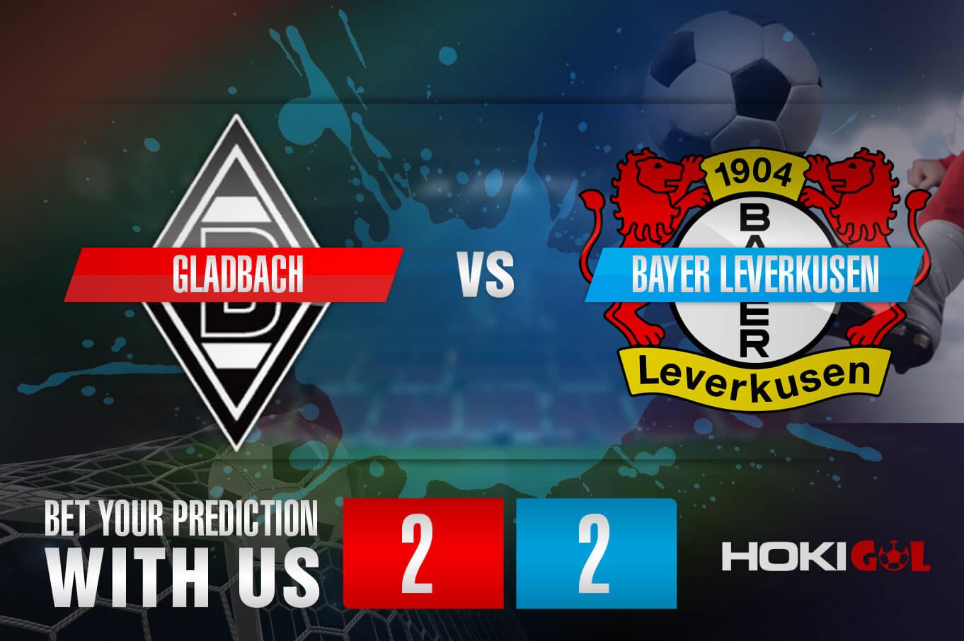 Prediksi Bola Gladbach Vs Bayer Leverkusen 6 Maret 2021