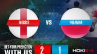 Prediksi Bola Inggris Vs Polandia 1 April 2021