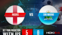 Prediksi Bola Inggris Vs San Marino 26 Maret 2021