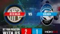 Prediksi Bola Inter Milan Vs Atalanta 9 Maret 2021