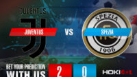 Prediksi Bola Juventus vs Spezia 3 Maret 2021