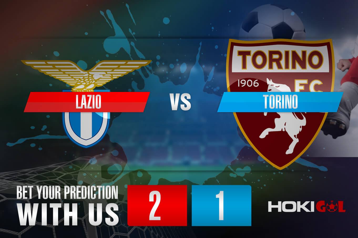 Prediksi Bola Lazio Vs Torino 3 Maret 2021