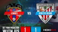 Prediksi Bola Levante Vs Athletic Bilbao 5 Maret 2021