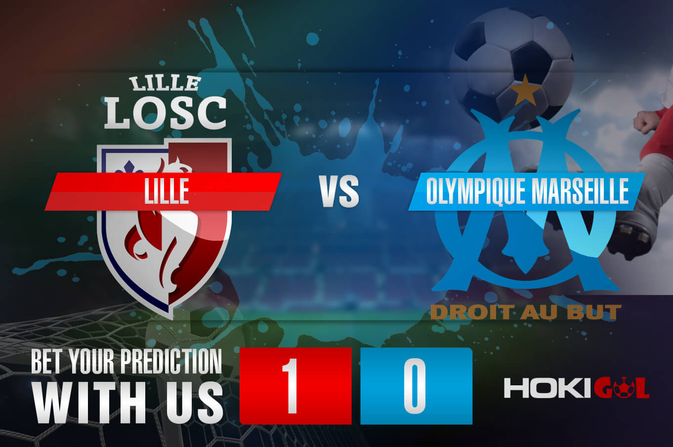 Prediksi Bola Lille Vs Olympique Marseille 4 Maret 2021