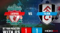 Prediksi Bola Liverpool Vs Fulham 7 Maret 2021