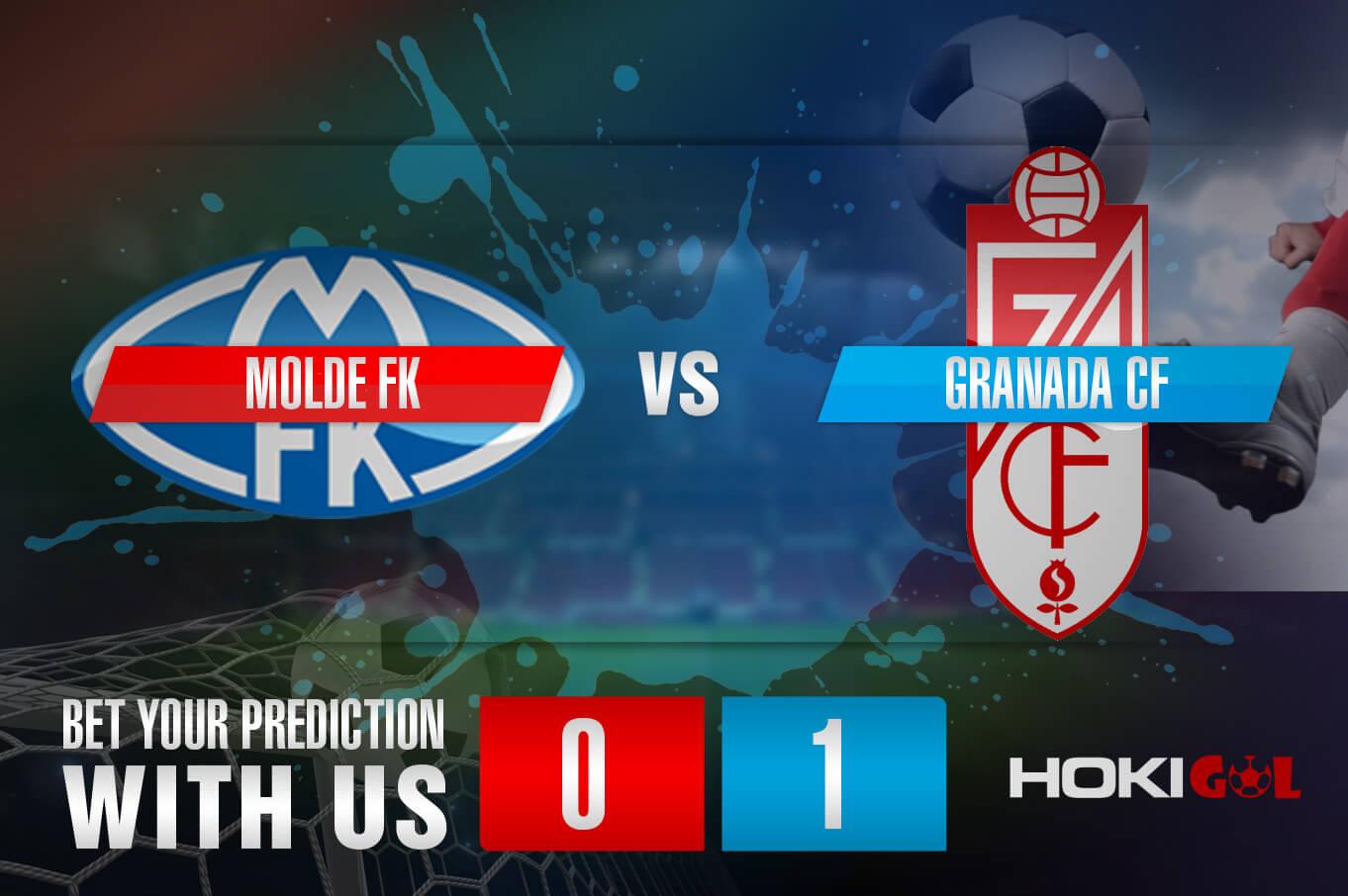 Prediksi Bola Molde FK Vs Granada CF 19 Maret 2021