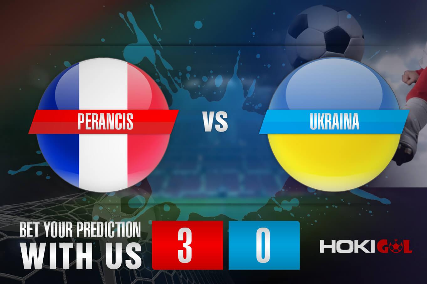 Prediksi Bola Perancis Vs Ukraina
