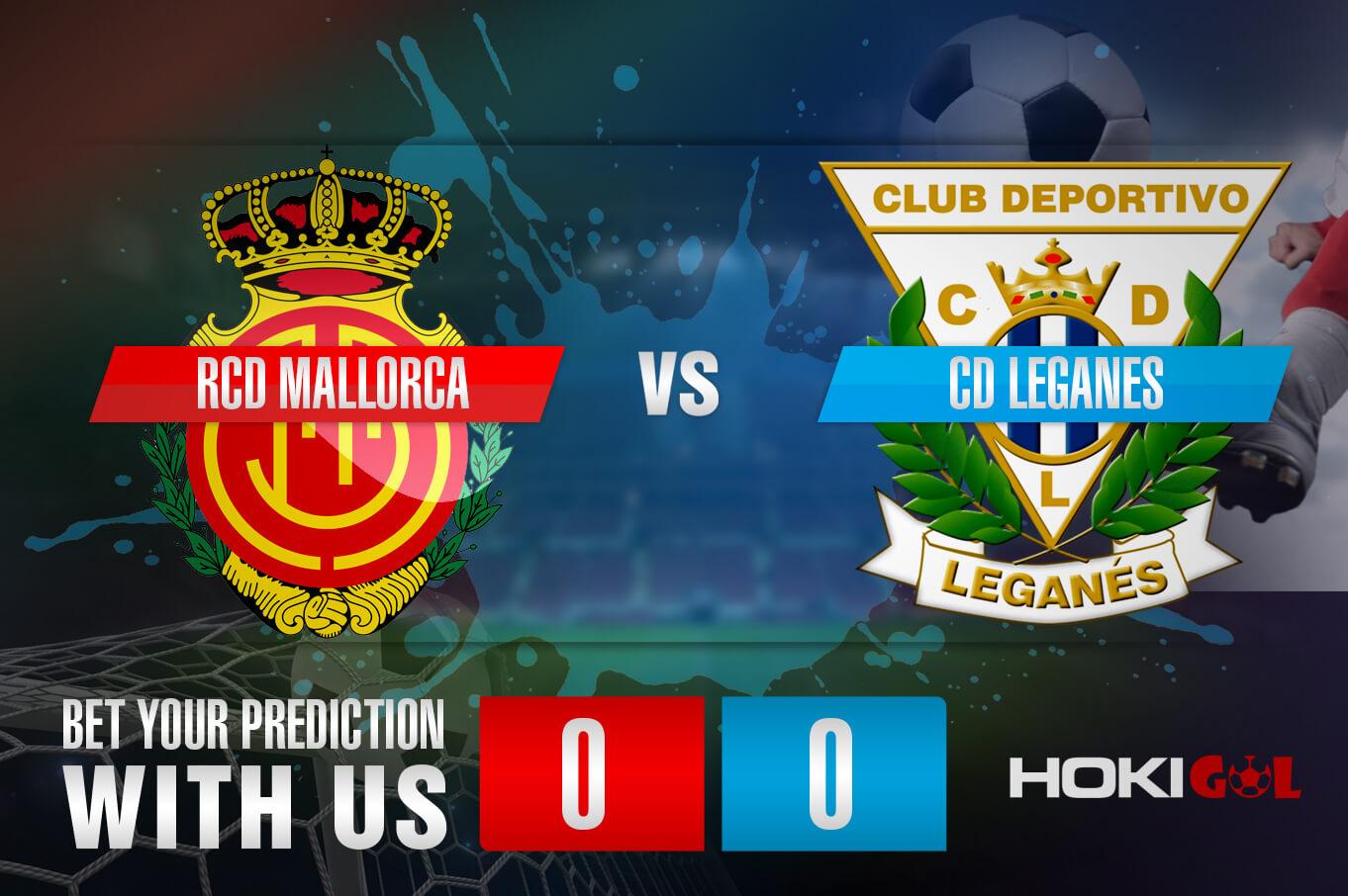Prediksi Bola RCD Mallorca Vs CD Leganes 2 April 2021
