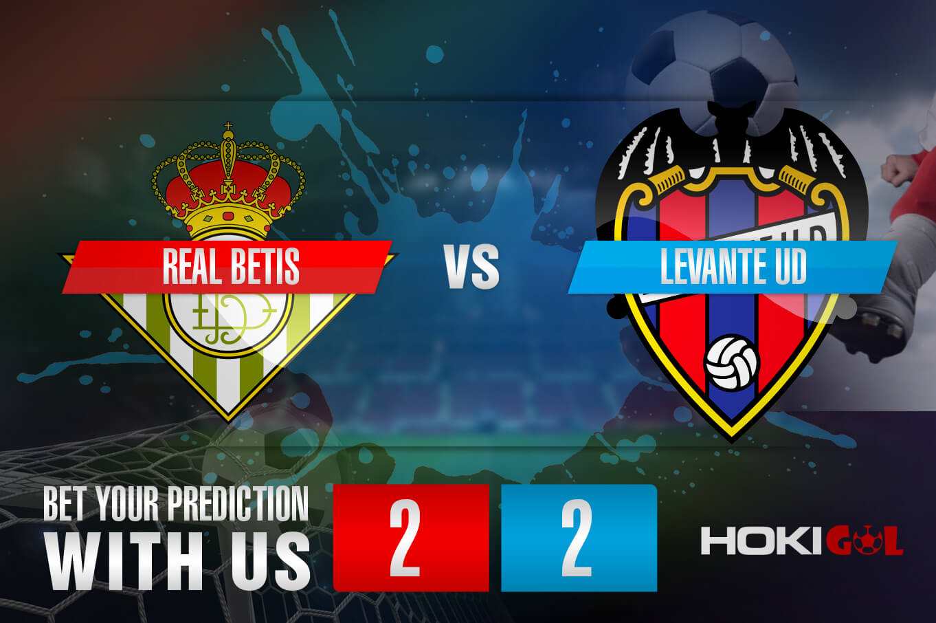 Prediksi Bola Real Betis Vs Levante UD 20 Maret 2021