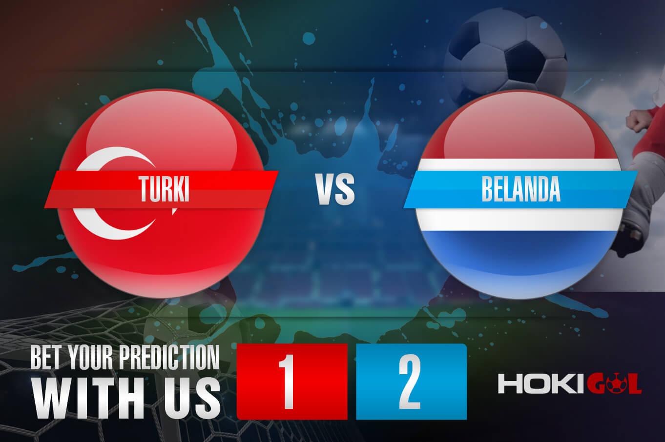 Prediksi Bola Turki Vs Belanda 25 Maret 2021