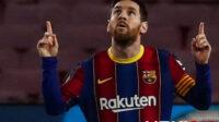 9 Manajer Ini Pernah Latih Lionel Messi di Barcelona