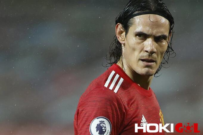 Daftar Calon Suksesor Edinson Cavani di Mancheser United