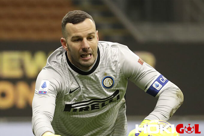 Daftar Calon Suksesor Samir Handanovic di Inter Milan