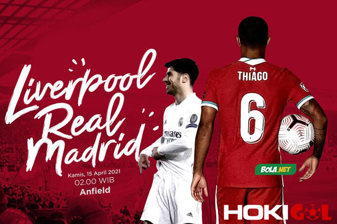 Daftar Pemain Madrid yang Berpotensi Cetak Gol ke Gawang Liverpool