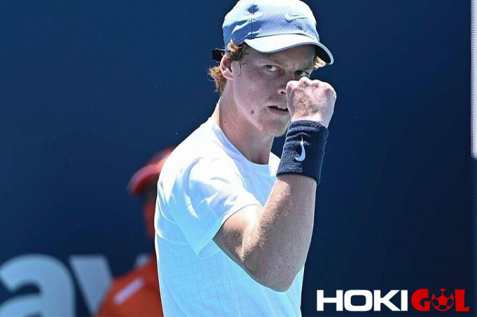 Djokovic Yakin Sinner Bisa Jadi Juara Tenis di Masa Depan