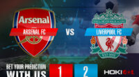 Prediksi Bola Arsenal FC Vs Liverpool FC 4 April 2021