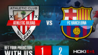Prediksi Bola Athletic Bilbao Vs FC Barcelona 18 April 2021
