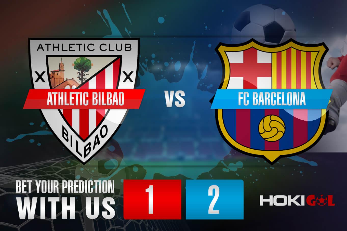 Prediksi Bola Athletic Bilbao Vs FC Barcelona 18 April 2021