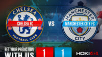 Prediksi Bola Chelsea FC Vs Manchester City FC 17 April 2021