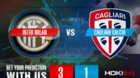 Prediksi Bola Inter Milan Vs Cagliari Calcio 11 April 2021