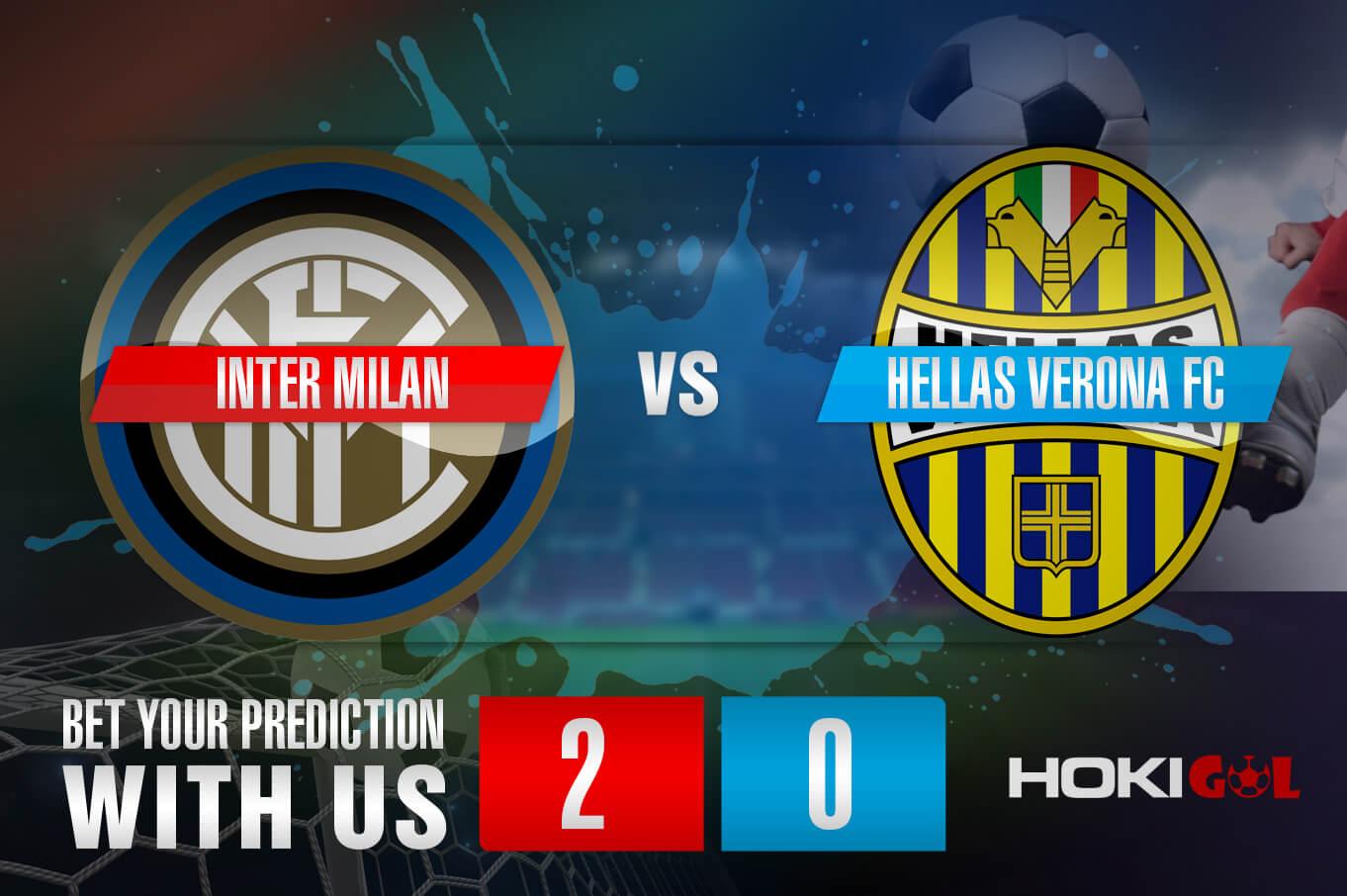 Prediksi Bola Inter Milan Vs Hellas Verona FC 25 April 2021