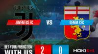 Prediksi Bola Juventus FC Vs Genoa CFC 11 April 2021