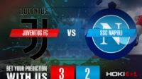 Prediksi Bola Juventus FC Vs SSC Napoli 7 April 2021