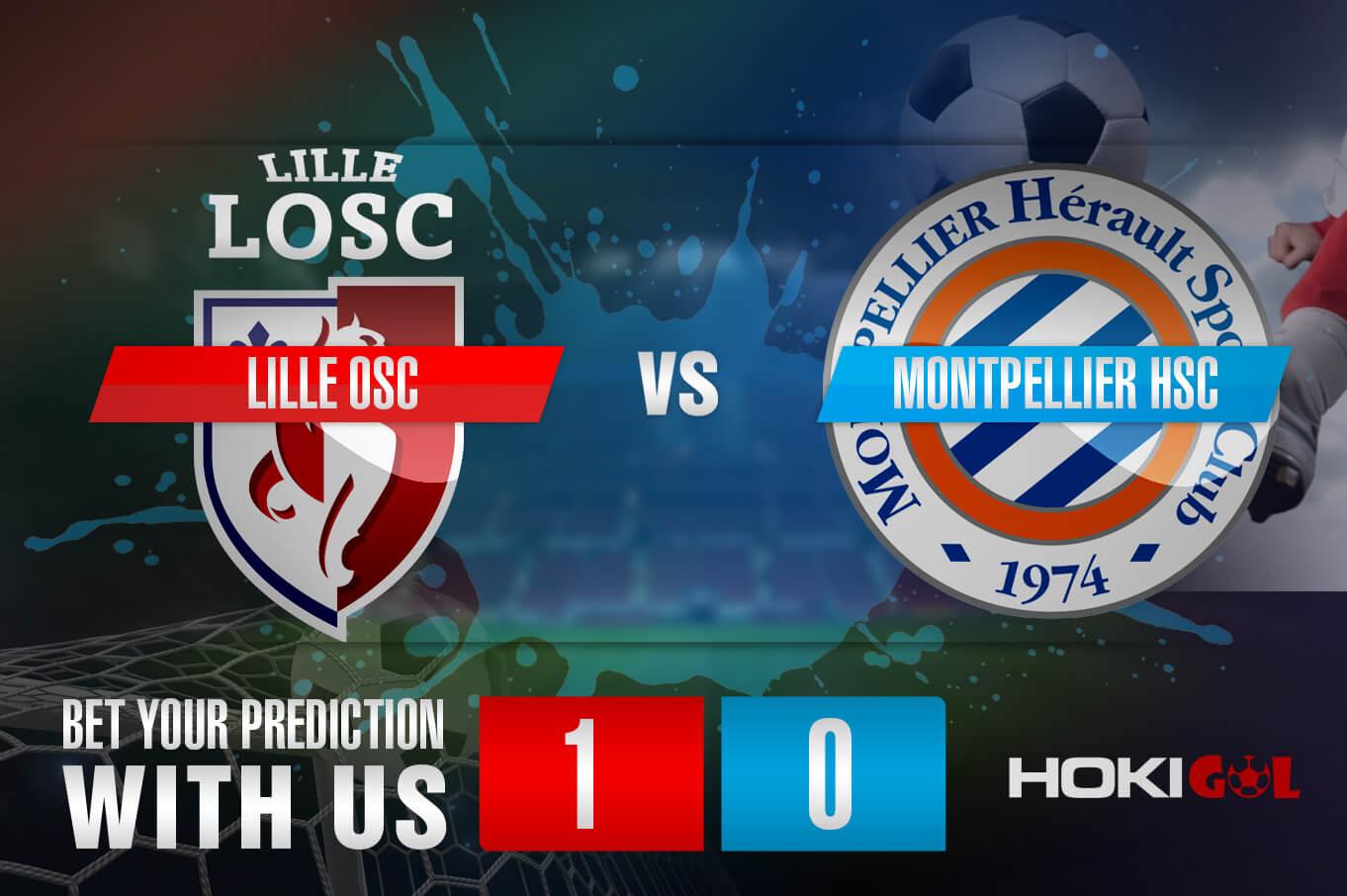 Prediksi Bola Lille OSC Vs Montpellier HSC 17 April 2021