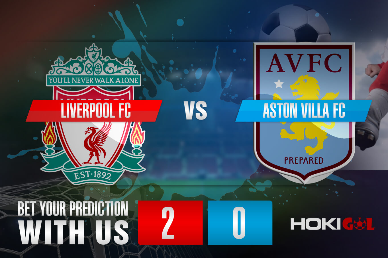 Prediksi Bola Liverpool FC Vs Aston Villa FC